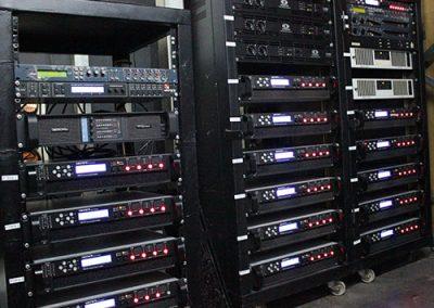 Amplificadores equipo de sonido Fabrik